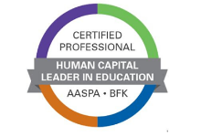Human Capital Leadership in Education Certification Opportunity