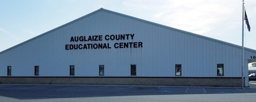 Picture of the Auglaize ESC building where the office of SST6 is housed.