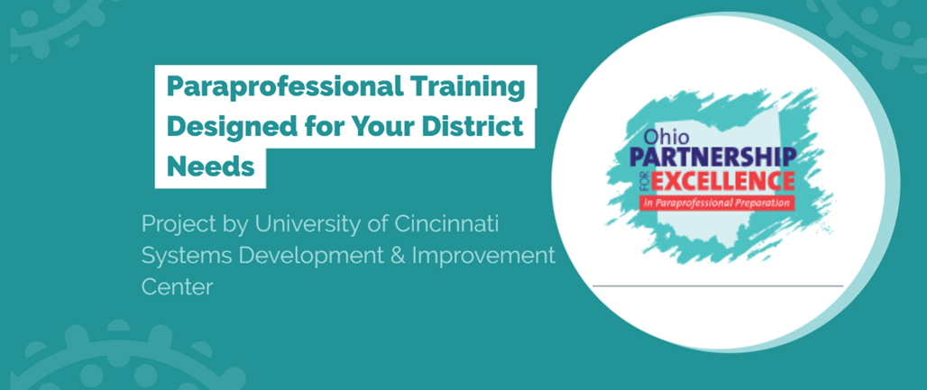 Ohio Partnership for Excellence for Paraprofessionals Preparation